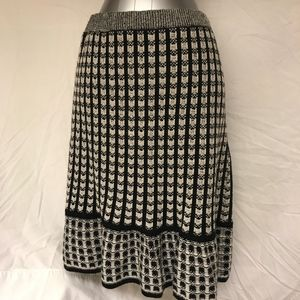 Sparrow anthropologie Knit Skirt- Size L